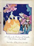 Fete in the Gardens of Versailles (1926 Society of Beaux-Arts Architects) Jan 29 1926