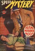 Speed Mystery (1943-1946 Trojan-Arrow) Pulp Nov 1944