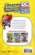 Amazing Adventures of the DC Super Pets! Metropolis Monkey Trouble SC (2021 Capstone) 1-1ST