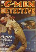 G-Men Detective (1935-1953 Standard Magazines) Pulp Vol. 29 #1