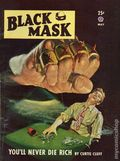Black Mask (1920-1951 Pro-Distributors/Popular) Black Mask Detective Pulp May 1948