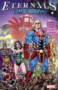Eternals Cosmic Origins TPB (2021 Marvel) 1-1ST