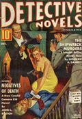 Detective Novels Magazine (1938-1949 Better Publications) Pulp Vol. 4 #3