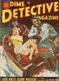 Dime Detective Magazine (1931-1953 Popular Publications) Pulp Jun 1953