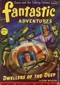 Fantastic Adventures (1939-1953 Ziff-Davis Publishing) Pulp Apr 1942