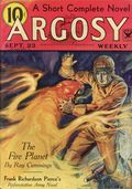 Argosy Part 4: Argosy Weekly (1929-1943 William T. Dewart) Sep 23 1933
