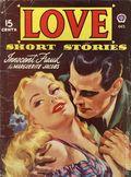 Love Short Stories (1940-1955 Popular Publications) Pulp Vol. 23 #2