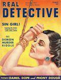 Real Detective (1931-1957 Sensation) True Crime Magazine Vol. 47 #2