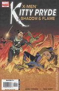 X-Men Kitty Pryde Shadow and Flame (2005) 5