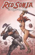 Red Sonja Price of Blood (2020 Dynamite) 2C