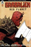Barbalien Red Planet (2020 Dark Horse) 3A