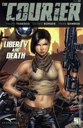 Courier Liberty and Death (2021 Zenescope) 1A