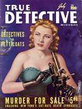True Detective (1924-1995 MacFadden) True Crime Magazine Vol. 34 #4