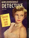 Uncensored Detective (1942) True Crime Magazine Vol. 7 #12