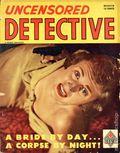 Uncensored Detective (1942) True Crime Magazine Vol. 4 #9