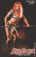 Red Sonja Price of Blood (2020 Dynamite) 2E