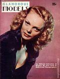 Glamorous Models (1943-1954 Models Publishing) Magazine Apr 1945