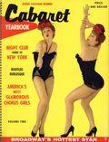 Cabaret Yearbook (1955 George E. von Rosen) Vol. 2