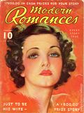 Modern Romances (1930-1997 Dell Publishing) Magazine Vol. 11 #3