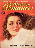 Modern Romances (1930-1997 Dell Publishing) Magazine Vol. 15 #6