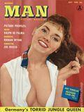 Modern Man Magazine (1951-1976 PDC) Vol. 8 #1