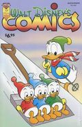 Walt Disney's Comics and Stories (1940 Dell/Gold Key/Gladstone) 662