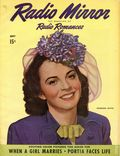 Radio Mirror (1943-1944 MacFadden) Magazine Vol. 22 #1
