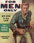 For Men Only Magazine (1954-1977) Vol. 2 #3