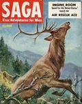 Saga Magazine (1950 2nd Series) Vol. 5 #2