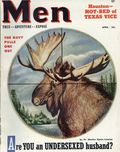Men Magazine (1952-1982 Zenith Publishing Corp.) Vol. 2 #4