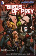 Birds of Prey TPB (2012-2015 DC Comics The New 52) 1-1ST