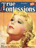True Confessions (1922-1985 Fawcett) Magazine 160
