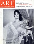 Art Photography (1949-1958) Magazine Vol. 8 #7