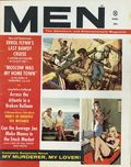 Men Magazine (1952-1982 Zenith Publishing Corp.) Vol. 9 #8