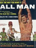 All Man Magazine (1959-1980 Stanley Publications) Vol. 3 #4