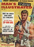 Man's Illustrated Magazine (1955-1975 Hanro Corp.) Vol. 4 #3