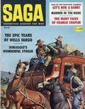 Saga Magazine (1950 2nd Series) Vol. 18 #5