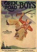 Open Road (1919-1954 Open Road Publishing) Vol. 21 #1