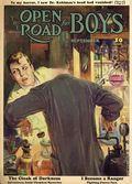 Open Road (1919-1954 Open Road Publishing) Vol. 20 #9