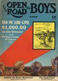 Open Road (1919-1954 Open Road Publishing) Vol. 20 #3