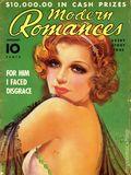 Modern Romances (1930-1997 Dell Publishing) Magazine Vol. 13 #2