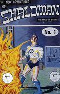 Shaloman Vol. 2 (New Adventures of...) 1