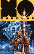X-O Manowar TPB (2017-2019 Valiant) By Matt Kindt 1-REP