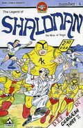 Shaloman Vol. 3 (The Legend of...) 4