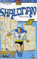 Shaloman Vol. 3 (The Legend of...) 5