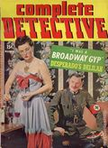 Complete Detective Cases (1939-1953 Timely) True Crime Magazine Vol. 5 #2