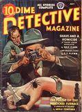 Dime Detective Magazine (1931-1953 Popular Publications) Pulp Jul 1944