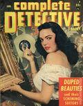 Complete Detective Cases (1939-1953 Timely) True Crime Magazine Vol. 10 #1