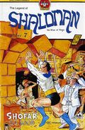 Shaloman Vol. 3 (The Legend of...) 7