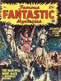 Famous Fantastic Mysteries (1939-1953 Frank A. Munsey/Popular/Altus) Pulp Dec 1947